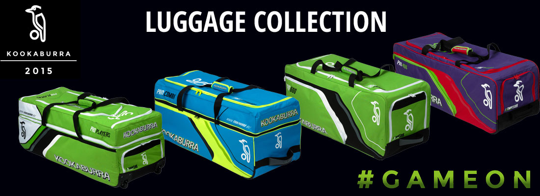 Kookaburra Luggage Collection 2015