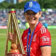 England Captain Charlotte Edwards Batting Masterclass