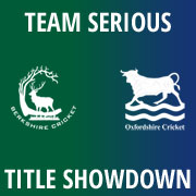 Serious Cricket's Berkshire & Oxfordshire go head to head in Unic