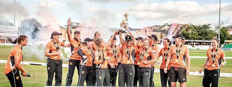 Southern Vipers crowned inaugural Kia Super League Champions